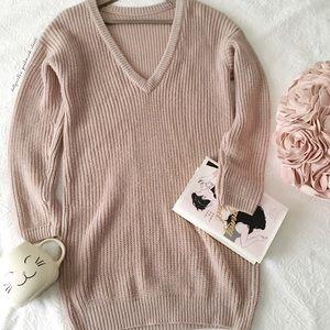 Lulu's Long Cozy Sweater